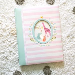 Darling Baby Girl Baby Book